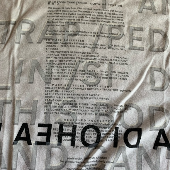 Other - Rare RadioHead Concert Tee - Men's Large